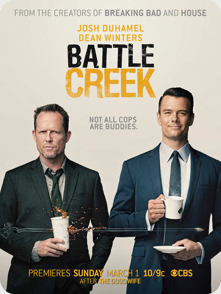 سریال Battle Creek فصل 1