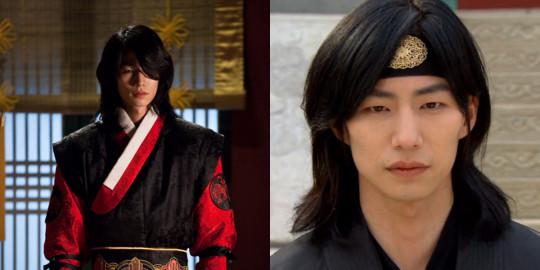 عکس های وون محافظ امپراطور لی هون