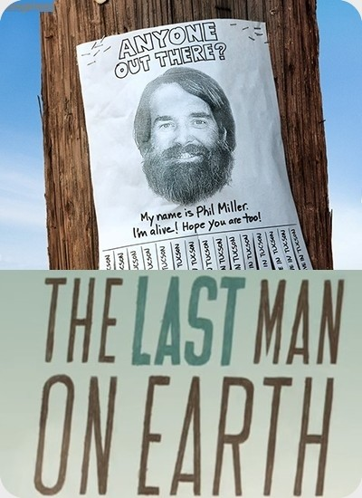 سریال The Last Man On Earth فصل 1