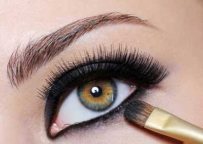 آرایش چشم, برجسته کردن چشم, درشت کردن چشم ها