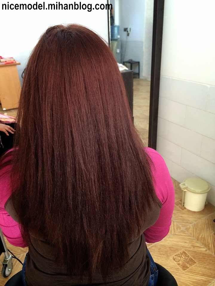 رنگ موهای جدید و هایلایت سال 2017 و عید سال 1396