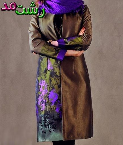 مدل مانتو زنانه بلند 94