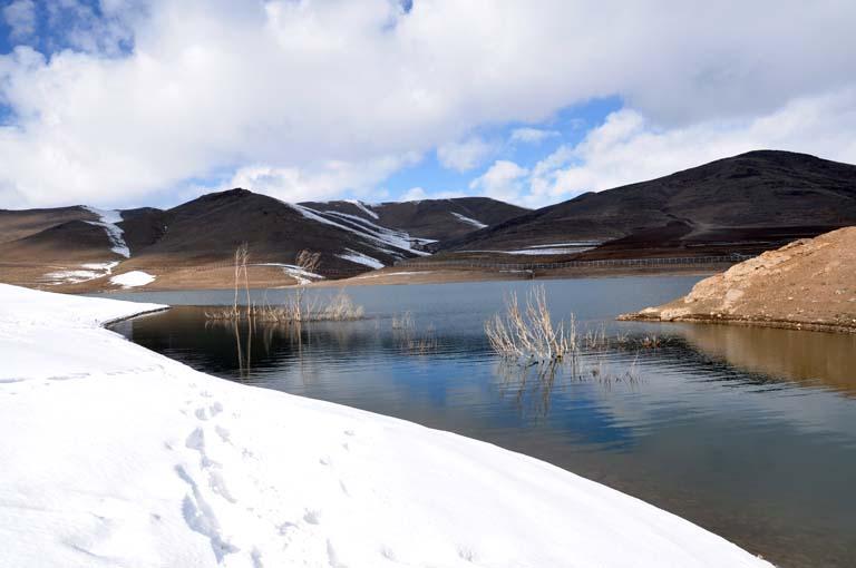 سد تهم زنجان