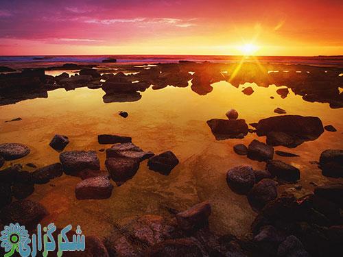 شعر مهدویت-سروده-تعجیل در فرج امام زمان(عج)-شکرگزاری-متن  ادبی-پیامک-غروب جمعه