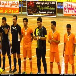 صعود آذرخش به لیگ برتر کشور