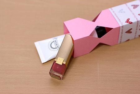 آموزش ساخت جعبه به شکل شکلات برای هدایای عید نوروز