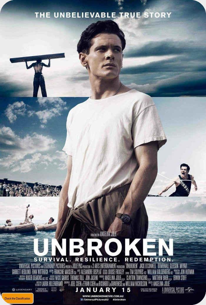 فیلم Unbroken 2014
