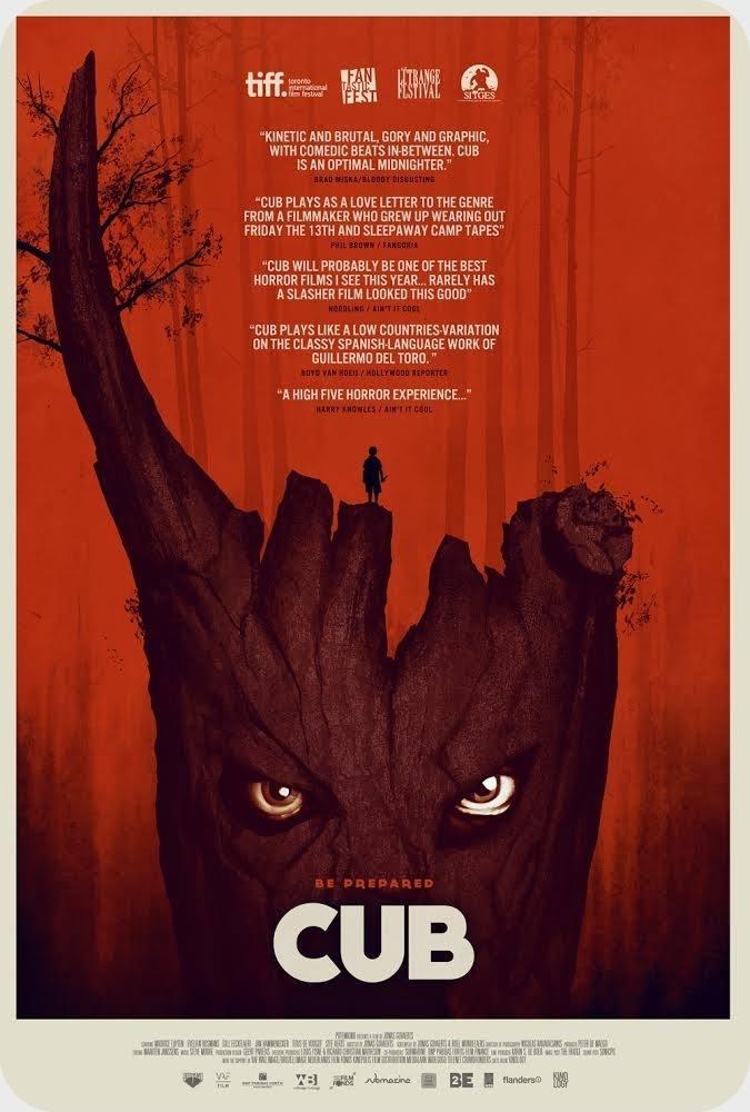 فیلم cub 2014