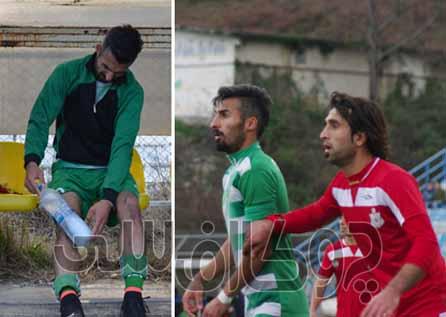 رضا بهرام پور : هواداران نگران مصدومیت من نباشند...