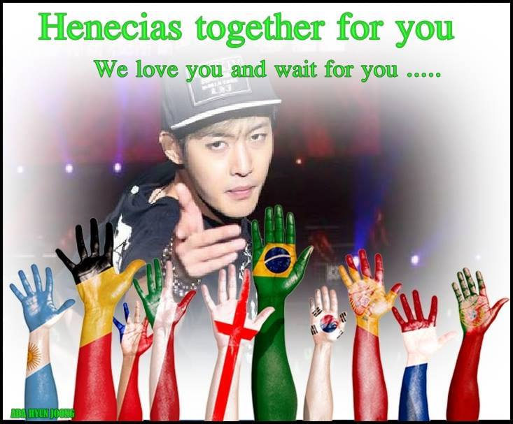 Henecians...together for you