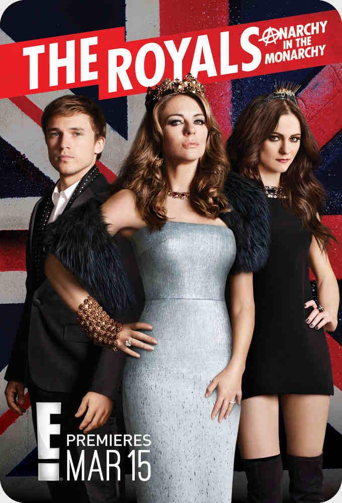 سریال The Royals فصل 1