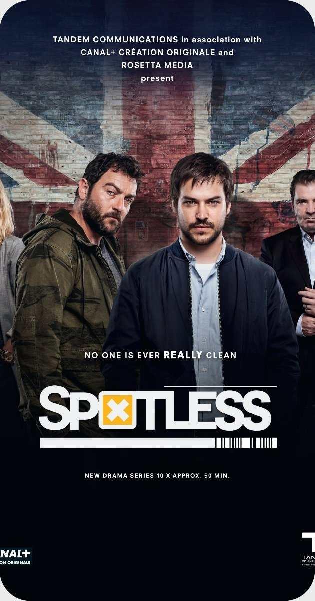 سریال SPOTLESS فصل 1
