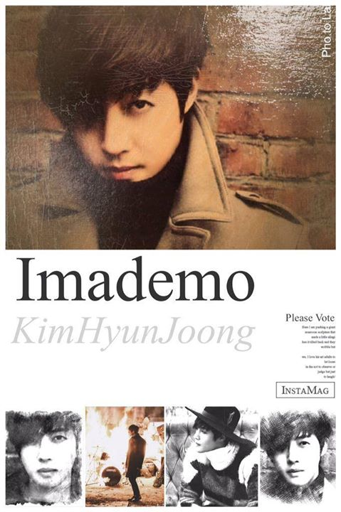 [Audio] Kim Hyun joong - Imademo [Music Box]