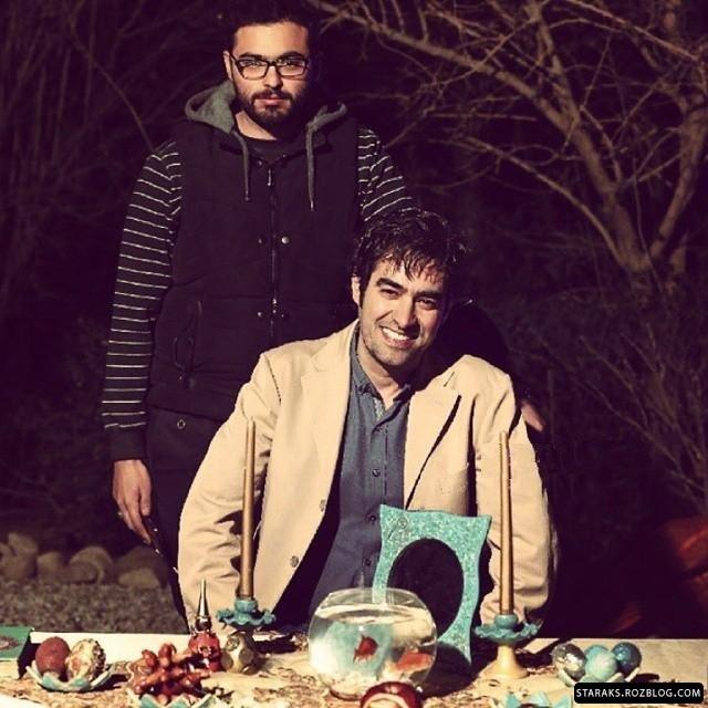 عکس های نوروزی شهاب حسینی