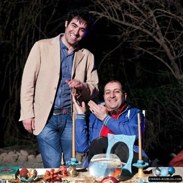 جدیدترین عکس های شهاب عباسی - نوروزی