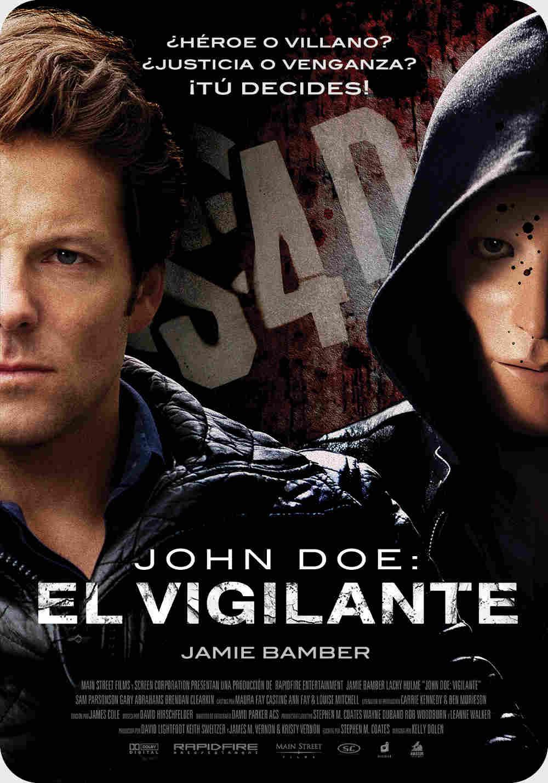 فیلم John Doe: Vigilante 2014