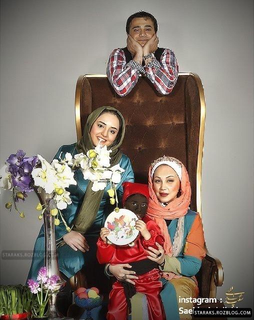 عکس های جدید بهنوش بختیاری - سری اول - عید 94
