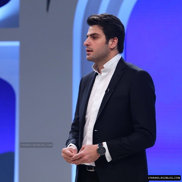 عکس های جدید علی ضیاء - سری اول