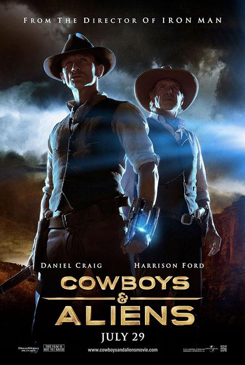 دانلود فیلم سینمایی Cowboys And Aliens دوبله فارسی
