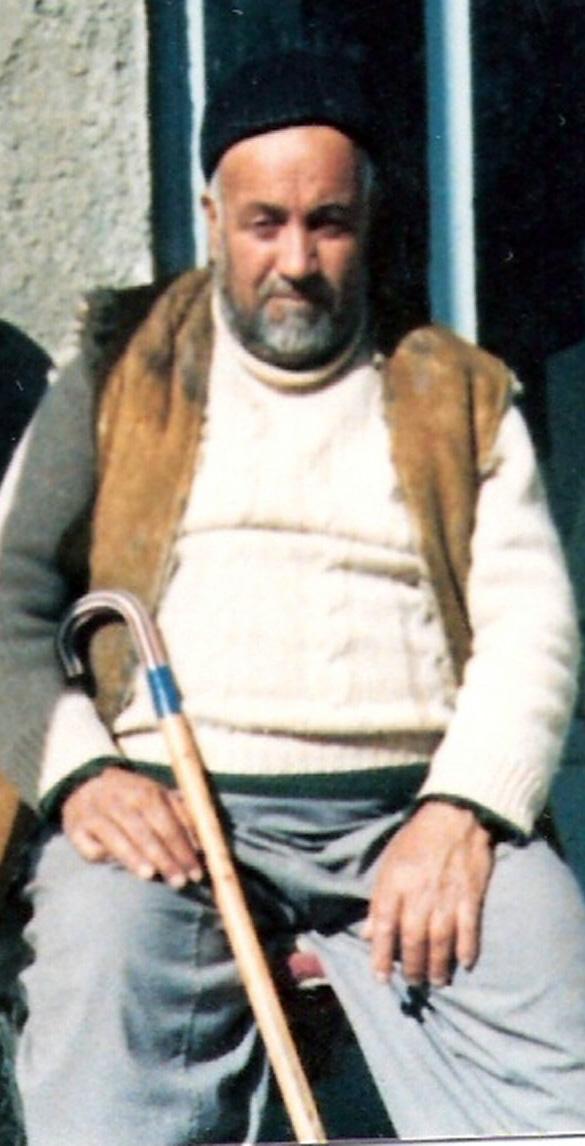 استاد حاج آقا محمدی