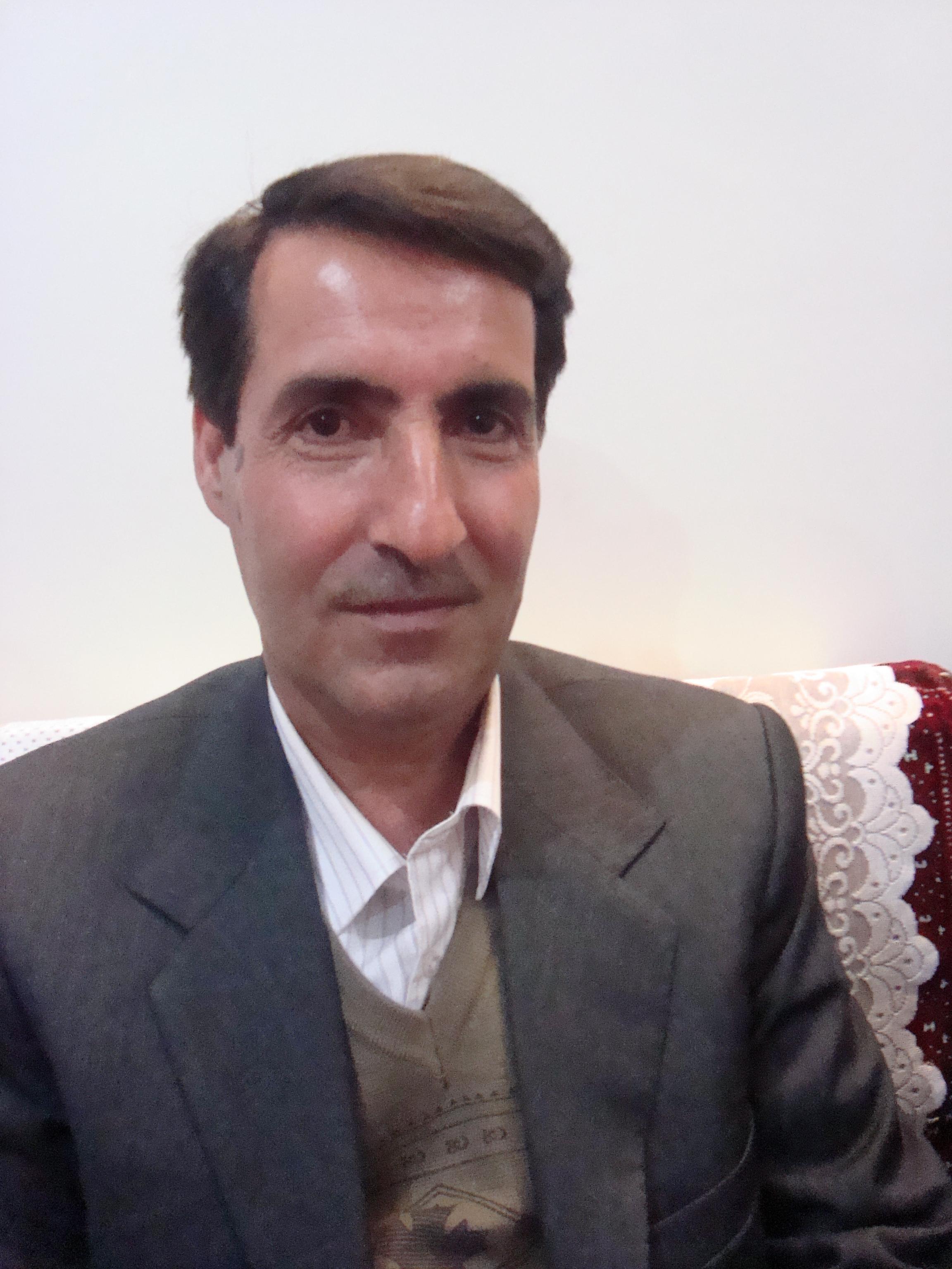 محمدی علی آقا پسر استاد حاج آقا