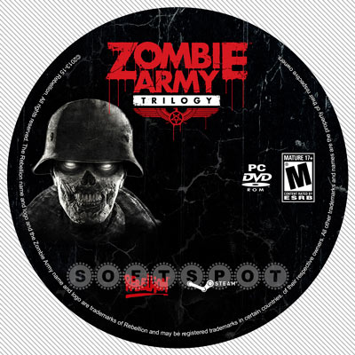 لیبلدیسک Zombie Army Trilogy