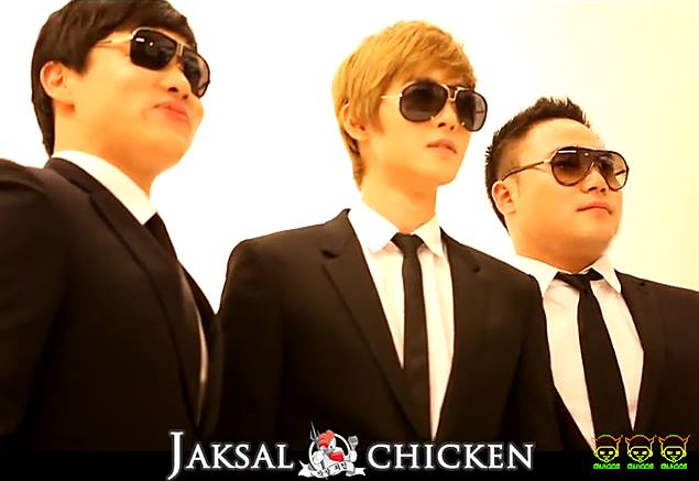 Hyun Joong And Friends Who Co-Produced Jaksal Chicken Restaurant Making Flim