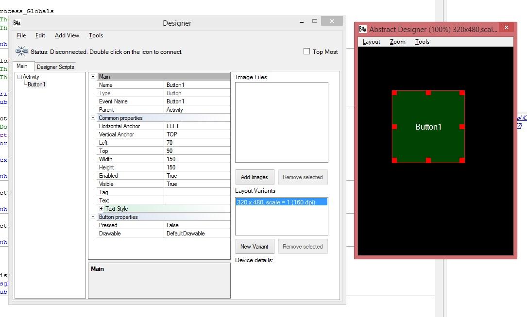 اموزش برنامه نویسی اندروید قسمت یک : درباره ی نرم افزار بیسیک4آندروید و آشنایی ساده با آن, Moltafet_b4a_3