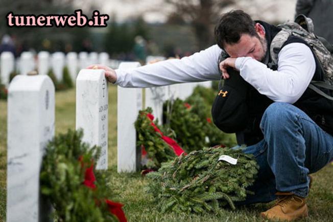 راه های کنار آمدن با مرگ عزیزان