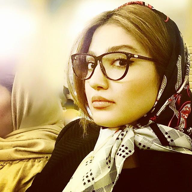 عکسهای جدید نازلی رجب پور در خرداد ماه 94