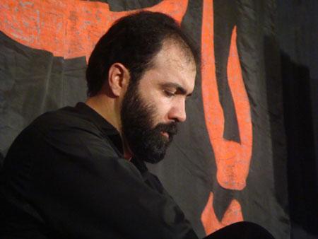 مهدی اکبری مدافع حرم