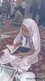 دقت امام به نماز خانواده