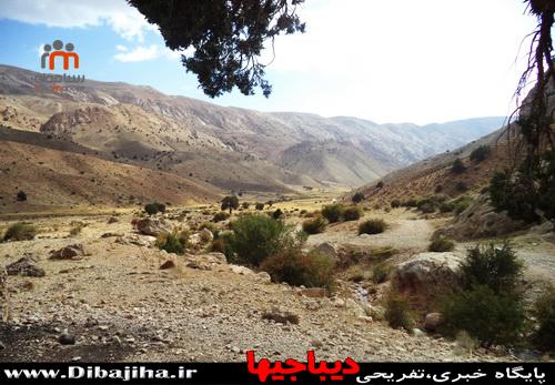 معرفی تنگه زندان دیباج+تصاویر