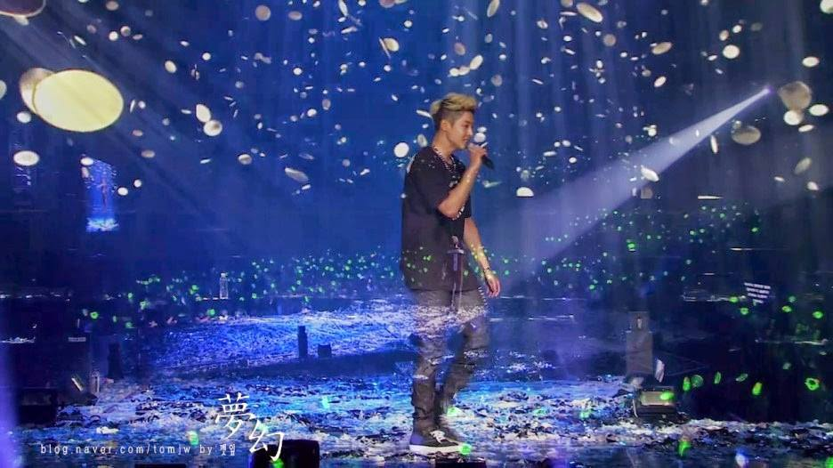 [Video] Kim Hyun Joong - DVD Kim Hyun Joong 2014 World Tour in Seoul [The Whole Concert]