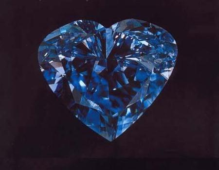 . الماس قلب جاودان