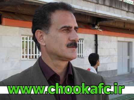 فرهاد حسین پور به عنوان سرمربی جدید چوکا انتخاب شد