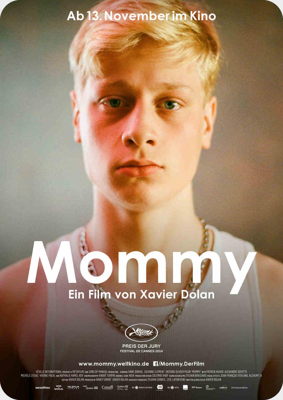 فیلم Mommy 2014