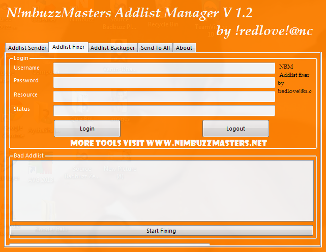 NimbuzzMasters AddlistManager The best   Nbm112