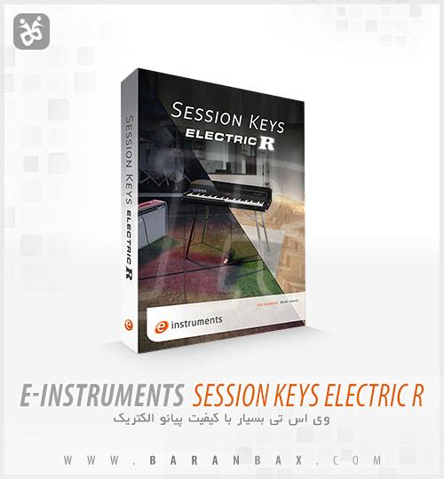 دانلود وی اس تی پیانو الکتریک Session Keys Electric R