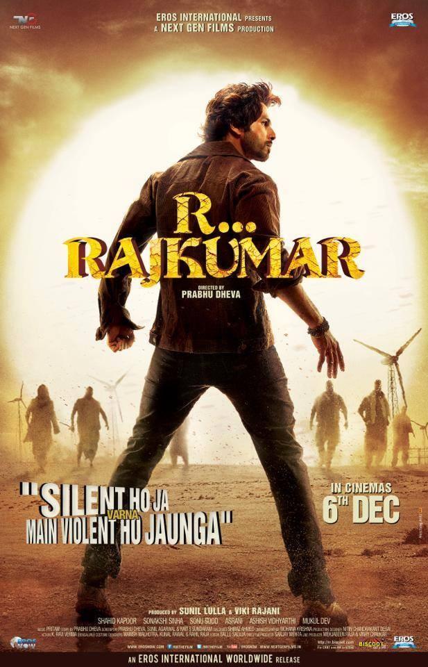دانلود دوبله فارسی فیلم زیبای R… Rajkumar 2013