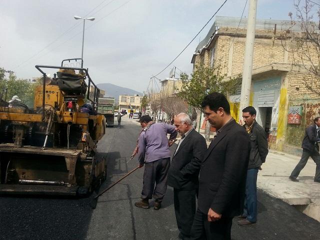 حضور شهردار درجلسه شورای شهر