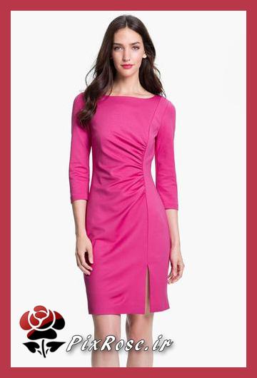مدل لباس کشی گلدار   ساتور