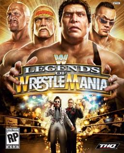 دانلود بازی کامپیوتری WWE Legends of WrestleMania