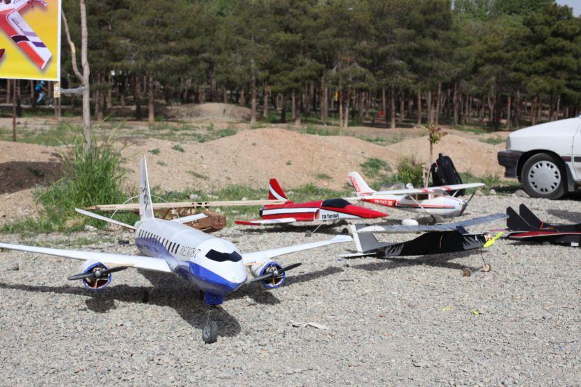 دومین گردهمایی علاقه مندان ساخت و پرواز (گزارش تصویری)