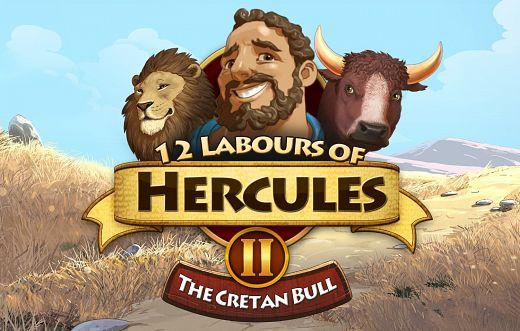 دانلود بازی کامپیوتری 12 Labours of Hercules 2: The Cretan Bull