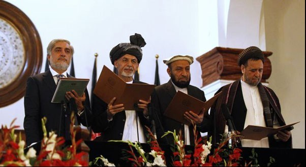 زندگینامه وزیران کابینه اشرف غنی