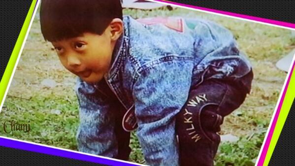 Kim Hyun Joong Childhood Photos