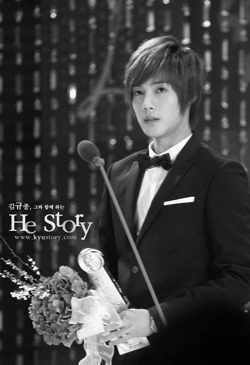 Kim Hyun Joong @ Baeksang Arts Awards 2009