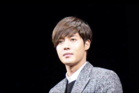 [Photo] Kim Hyun Joong Japan Mobile Site Update [2015.4.22]