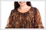 پیراهن مجلسی برای خانم های چاق